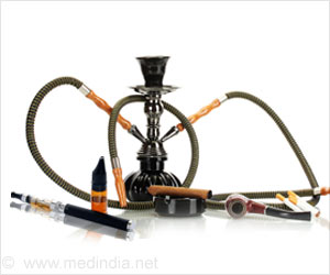 Hookah Smokers may be at Risk for Same Diseases as Cigarette Smokers
