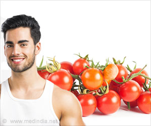Tomatoes Help Improve Male Fertility