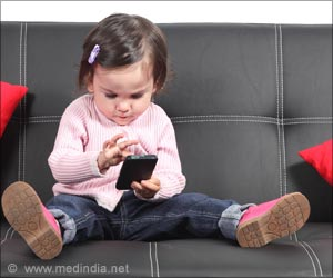 Touch Screens may Improve Toddlers Fine Motor Skills