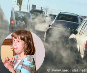 Exposure to Traffic-related Air Pollution may Fuel Anxiety in Kids