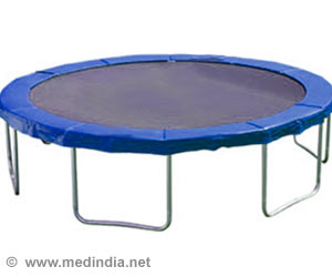 Trampolines can be Harmful for Kids