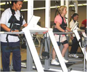 Treadmill Exercise Improves Walking in Parkinson's Patients
