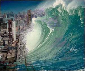 Tsunami Made Worse By 'Pop-Up' Movement Of Large Amounts Of Residue