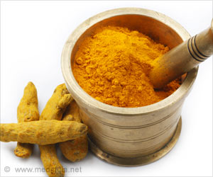 Turmeric Compound Impairs Cancer Cells in Mice