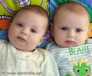 How Genetics and Environment Affect Different Regions of the Brain in Twins