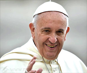 Pope Calls for Support to Chronic and Rare Disease Patients