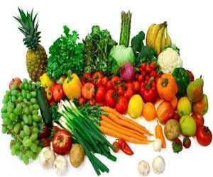 More Fruit and Vegetables Recommended