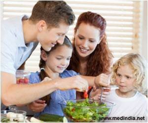 Healthy Eating In Family Hampered By Parents Work-Life Stress