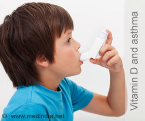 Vitamin D Deficiency In Children May Increase Risk of Asthma