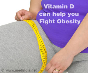 Vitamin D Can Lower Your Body Fat!