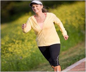 Brisk Walking May Help Beat the Blues