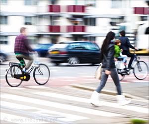 Car Drivers are four kilos Heavier Than Cyclists