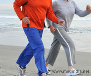 Moderately Intensive Walking Regimen can Improve Your Heart Health