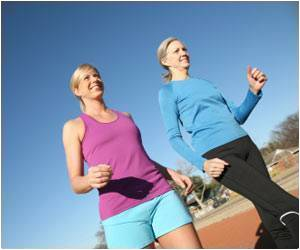 Moderate Workout can Lower Risk of Heart Disease in Women