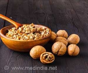 Walnuts May Help Lower Blood Pressure for People at Risk of Heart Disease
