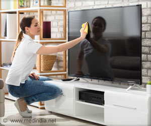 LCD Screen Pollution: Your Household Dust may Contain More Toxic Chemicals from LCDs