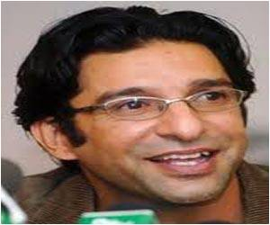Wasim Akram Vows to Raise Awareness About Diabetes