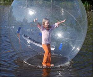 Walking on Water in Balls Unsafe, Warns Report