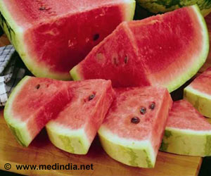 Watermelon: New Weapon Against High Blood Pressure