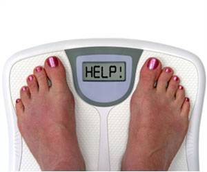 Top New Year Resolution for Brits: Losing Weight