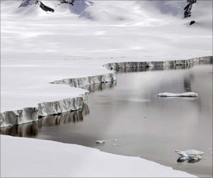 Warm Water Rising from Below Threatens Antarctic Ice Sheets