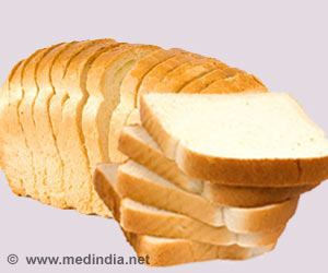 You may be Piling on the Pounds by Eating White Bread