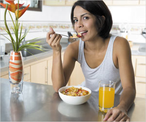 Diabetics Who Skip Breakfast Have Elevated Blood Sugar Levels Throughout the Day