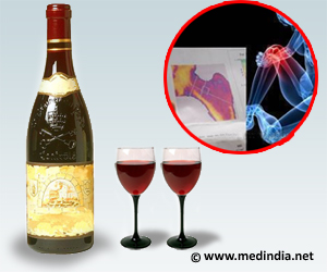 Wine Prevents Thinning of Bones