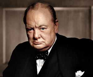 Winston Churchill-The Most Inspirational Orator of All Time