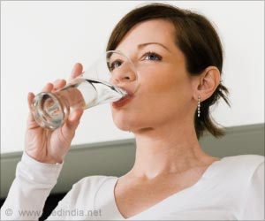 Water may Not Aid Weight Loss