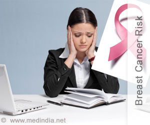 Working Women at Higher Risk of Breast Cancer