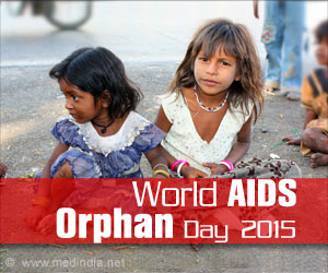 World AIDS Orphan Day 2015