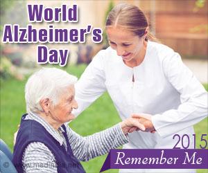 World Alzheimer's Day 2015