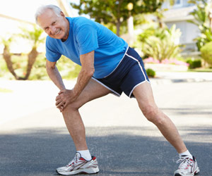 Older Adults With Arthritis Need Only 45 Minutes Of Activity Per Week