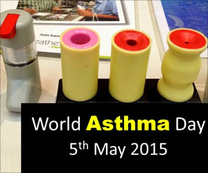 World Asthma Day 2015: Global Initiative for Asthma Raises Awareness About Care