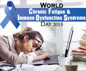World Chronic Fatigue and Immune Dysfunction Syndrome Day 2015