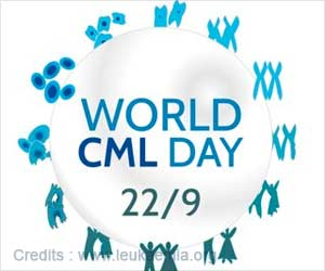 World Chronic Myeloid Leukemia Day: Today, Together We are Treated, Tomorrow We Need Cure