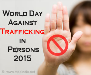 World Day against Trafficking in Persons 2015
