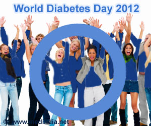 World Diabetes Day 2012 - 'Diabetes: Protect Our Future'