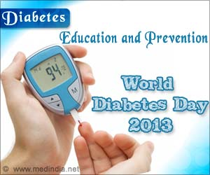 World Diabetes Day 2013