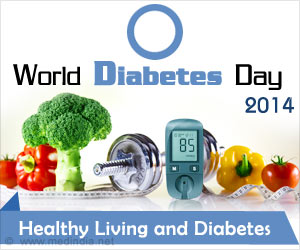 World Diabetes Day 2014 - Healthy Living and Diabetes
