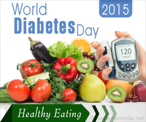 World Diabetes Day 2015: Healthy Eating