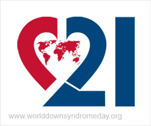 World Down Syndrome Day 2017 : MyVoiceMyCommunity