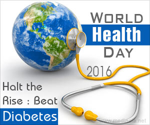 World Health Day 2016 - Halt the Rise: Beat Diabetes