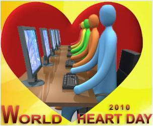 World Heart Day 2010 -