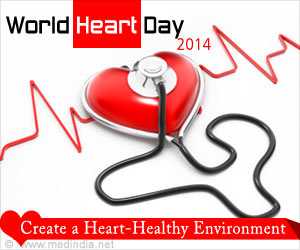 World Heart Day 2014: Create a Heart-Healthy Environment