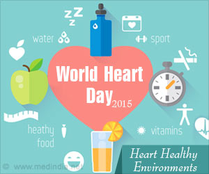 World Heart Day 2015: Healthy Heart Choices For Everyone Everywhere