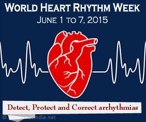 World Heart Rhythm Week – June 1 to 7, 2015