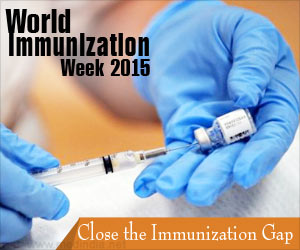 World Immunization Week 2015