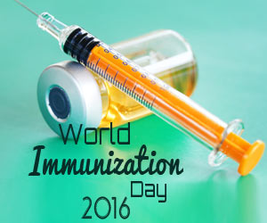World Immunization Week 2016 - Close the Immunization Gap